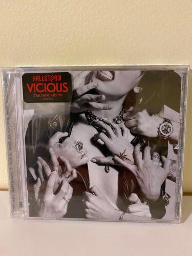 "Halestorm - Vicious (CD-2018) 12 Tracks, including the huge hit ""Do Not Disturb"""