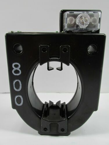 GE 800:5 AMPS JAB-0S CURRENT TRANSFORMERS 750X336601-596