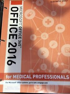 Microsoft Office 365 Office 2016 for Med. Professionals( NSCC)