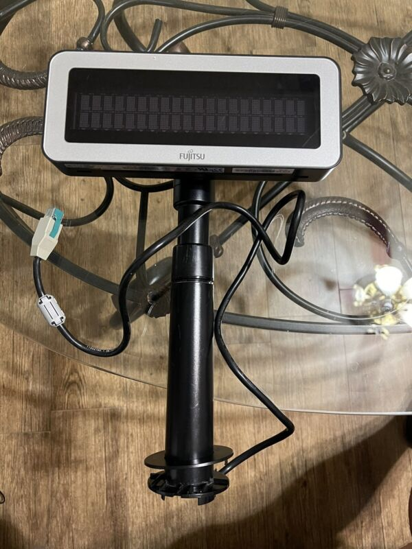 Fujitsu Customer Facing Display KD02906-1504 Pole mounted