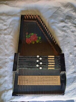 Antique German Auto-Harp