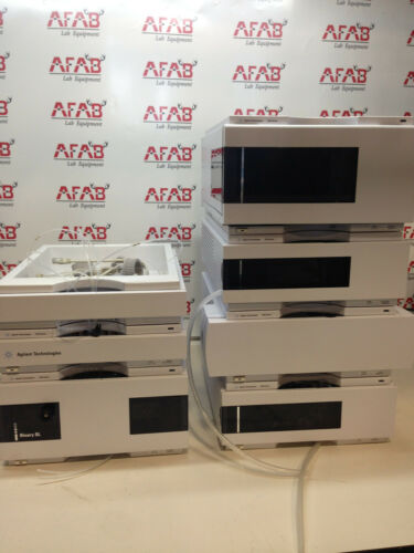 Agilent HPLC 1200 Series System w/Win7 PC and Chemstation B04-03-SP2 Software