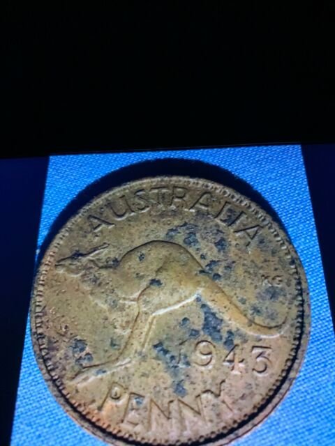 1943 Copper Penny For Sale