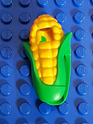 LEGO-MINIFIGURES SERIES [17] X 1 COSTUME FOR THE CORN COB GUY FROM SERIES 17  - Corn Costume For Kids