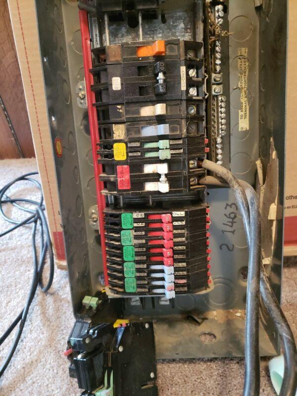 Circuit breakers zinsco