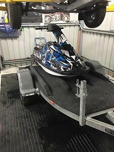 2011 YAMAHA SUPERJET READY TO GO DOUBLE TRAILER Hope Island Gold Coast North Preview