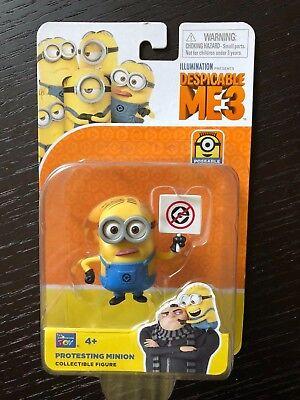 Protesting Minion from Despicable Me Minions - Minion From Despicable Me