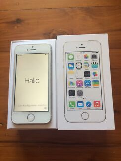 Near new Iphone 5S 32Gb. Colyton Penrith Area Preview