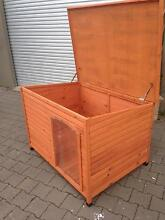 Timber Dog kennel Super Extra Large 1360wide x 1050deep x 960high Edwardstown Marion Area Preview