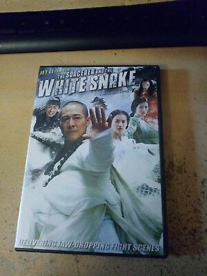 The Sorcerer and the White Snake (DVD,