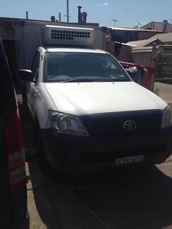 TOYOTA HILUX REFRIGERATED 2009 Merrylands Parramatta Area Preview
