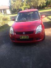 2005 manual Suzuki swift Taree Greater Taree Area Preview