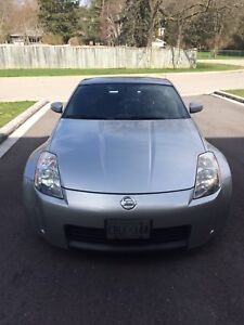 2003 Nissan 350z  low km