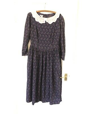 Vintage Laura Ashley Dress Size 14