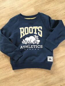 Kids Roots sweatshirt