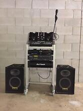 DJ Tech Unit with Speakers Springfield Lakes Ipswich City Preview