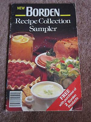 Borden Vintage Cookbook let 1987 Magic Cookie Bars, No-Bake Pumpkin Pie MORE!