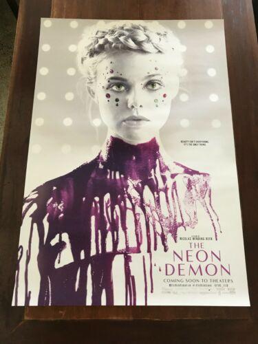The Neon Demon International 1-Sheet poster