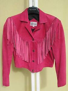 """DUCLAIR"" GENUINE WOMEN'S LEATHER JACKET. AS NEW. Maroubra Eastern Suburbs Preview"