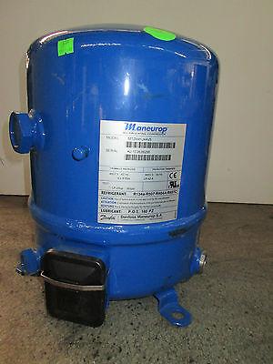 Maneurop Refrigeration Compressor New 460 Volt Mtz44hjave
