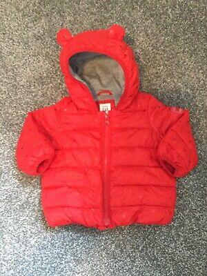 Gap Girls Coat 6-12 Months