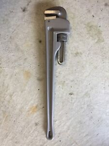 "24"" Aluminum Pipe Wrench"