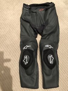 Alpinestars Missile Motorcycle Sports Riding Leather Pants