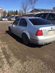 02 VOLKSWAGEN JETTA 1.8T MANUAL