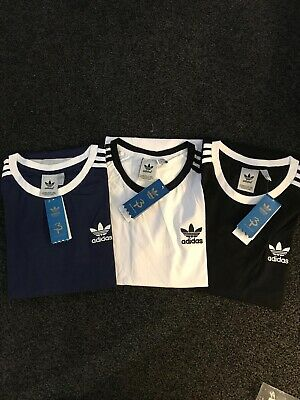 Adidas Originals California Short Sleeve Crew Neck Mens T-Shirt S M L XL XXL