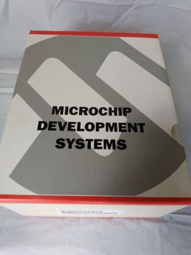 Microchip MPLAB ICD Evaluation Kit DV164001 Complete with card, new in plastic