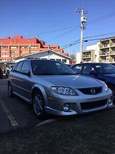 2002 Mazda protege 5. Low KM's