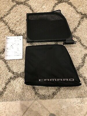 ** BRAND NEW ** Chevrolet Camaro Convertible Windscreen Wind Deflector Oem 10-15