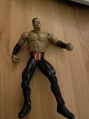 WWE WWF WCW Booker T Ring Fighters 1999 Action Figure Toy Biz Action Figure &car