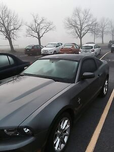 Ford Mustang 2010 V6 Premium Automatic 4L Engine
