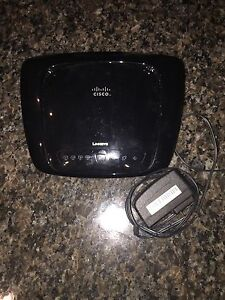 Cisco Linksys wireless-n broadband router