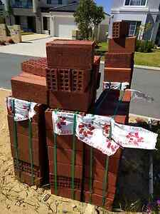 Bricks red Waterford South Perth Area Preview