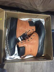 """BRAND NEW Men's Sorel """"Cheyanne II Premium"""" winter boots"""