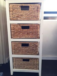Timber Chest of 4 Drawers Neutral Bay North Sydney Area Preview