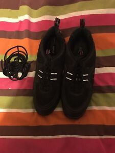 Dance shoes size 9