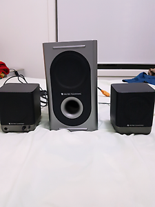 Altec lansing amplifier speaker system . Lara Outer Geelong Preview