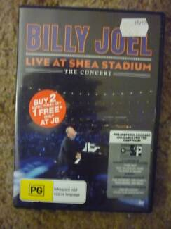 Billy Joel - Live at shea stadium - the concert DVD Panorama Mitcham Area Preview