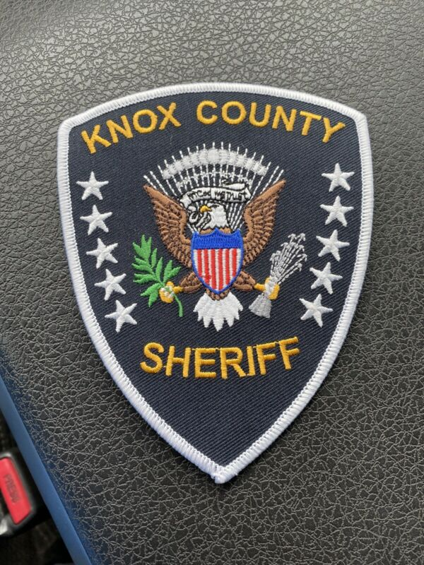 Knox County, Tennessee Sheriff patch TN