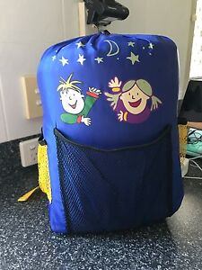 Kids Sleeping Bag Aloomba Cairns Surrounds Preview