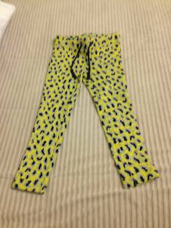 Seed Girls Leggings size 1-2 Russell Lea Canada Bay Area Preview