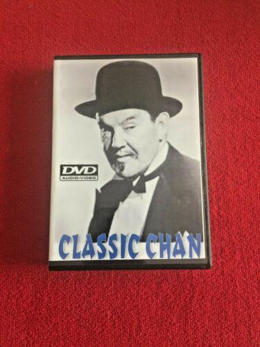 CHARLIE CHAN COLLECTION 42 MOVIES 8 DISCS + 6 BONUS MOVIES + 60 RADIO SHOWS