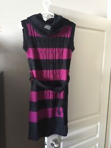 Brand new with tags-woman's sweater dress-size medium