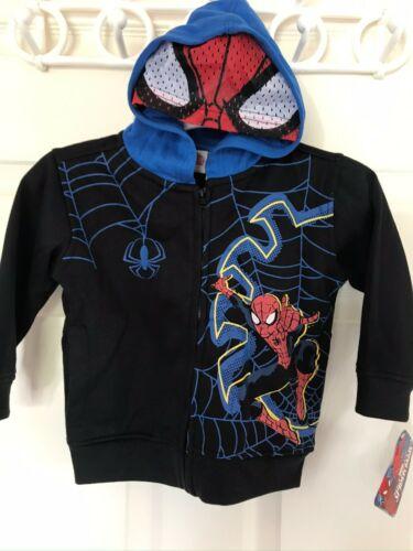 Spider-man Sweatshirt size 2T New