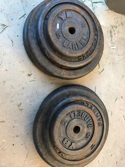 Assorted weights