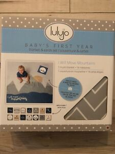Lulujo Baby's First Year