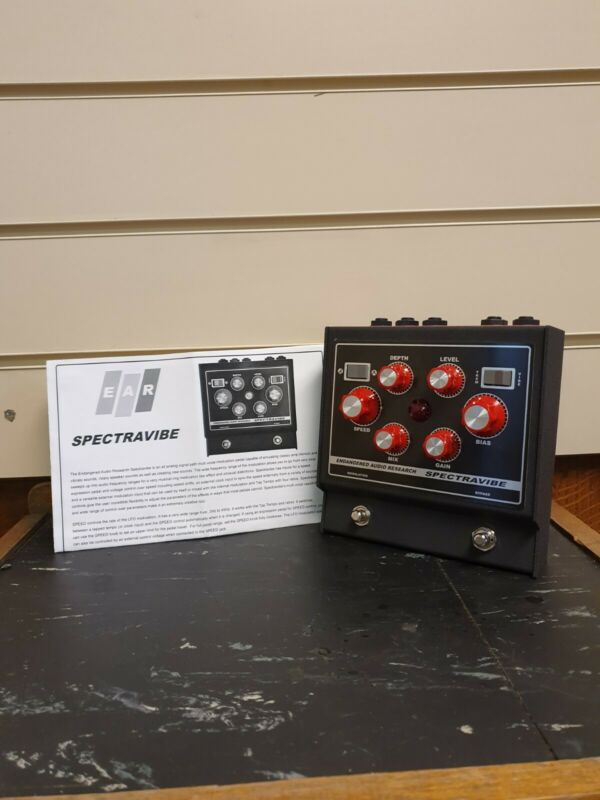 Endangered Audio Research Spectravibe Analog Multi Effects Processor